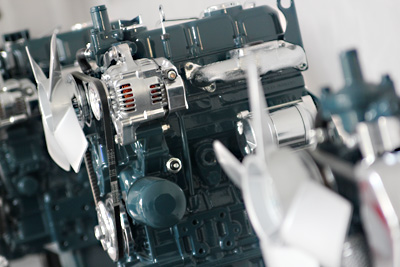 Kubota Industrial Engines
